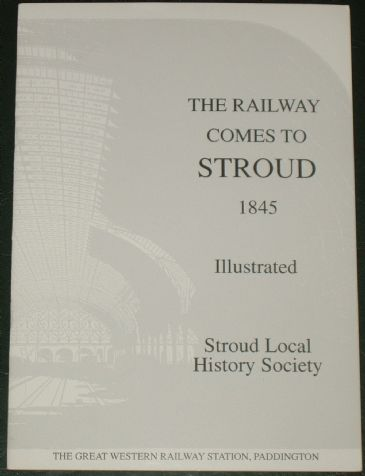 The Railway Comes to Stroud 1845
